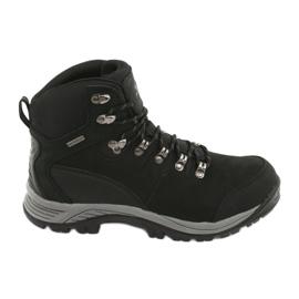 Chaussures de trekking Atletico 66176 noires