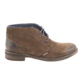 Bottes de Badura 4753 marron brun
