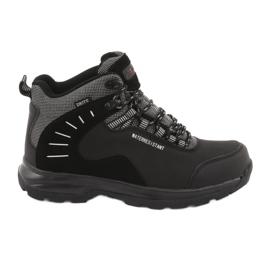 Trekking attaché noir MtTrek 021B