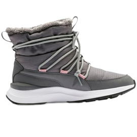 Puma Adela Winter Boot W 369862 03 chaussures gris