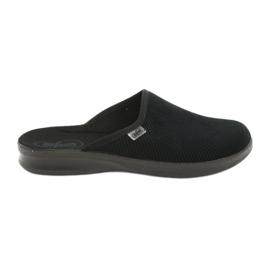 Befado chaussures pour hommes pu 548M020 noir