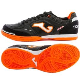 Chaussures d'intérieur Joma Top Flex 901 In M TOPW.901.IN noir noir