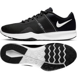 Nike City Trainer 2 W chaussures AA7775-001 noir