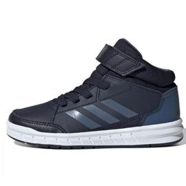 Chaussures Adidas Alkta Sport Mid Jr G27120 marine