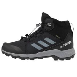 Chaussures Adidas Terrex Mid Gtx K Jr EF0225 noir