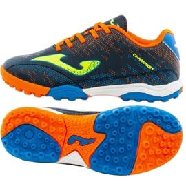 Joma Champion Jr Tf CHAJW.903.TF Chaussures de Football bleu marine marine