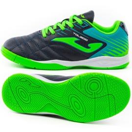 Chaussures d'intérieur Joma Toledo Jr 903 En Jr TOLJW.903.IN vert vert