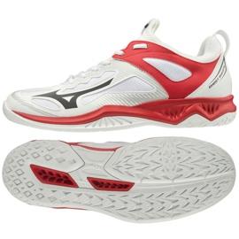 Chaussures d'intérieur Mizuno Ghost Shadow M X1GA198008 blanc blanc