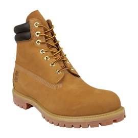 Chaussures d'hiver Timberland 6 Inch Boot M 73540 jaune