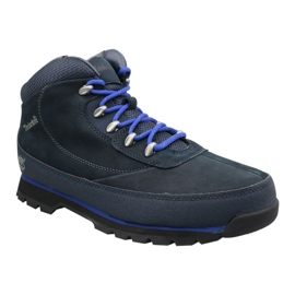 Timberland Euro Brook M 6707A chaussures d'hiver marine
