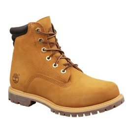 Bottes d'hiver Timberland Waterville 6 In Basic W 8168R brun