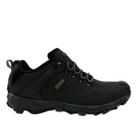 Chaussures de trekking noires MXC-6645