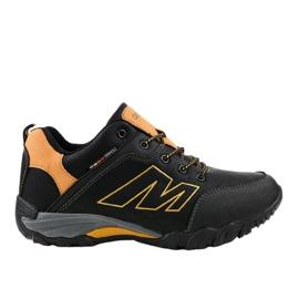 103A chaussures de trekking noires