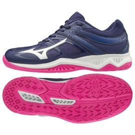 Chaussures Mizuno Thunder Blade 2 W V1GC197002 pourpre violet