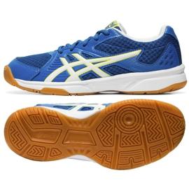 Asics Upcourt 3 W 1072A012-405 chaussures bleu bleu