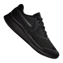 Chaussures Nike Star Runner 2 Gs Jr AQ3542-003 noir