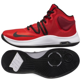 Nike Air Versitile Iv M AT1199-600 chaussures rouge rouge