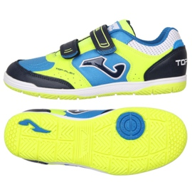 Chaussures d'intérieur Joma Top Flex In Jr TOPJW.936.IN jaune jaune