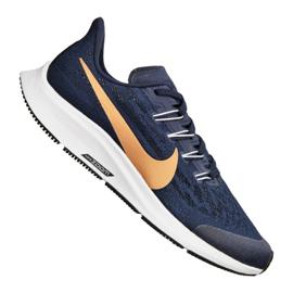 Chaussures Nike Air Zoom Pegasus 36 Jr AR4149-401 marine