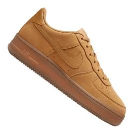 Chaussures Nike Air Force 1 LV8 3 Jr BQ5485-700 brun