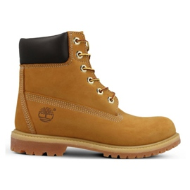 Chaussures Timberland Premium 6 Pouces Jr 10361 jaune
