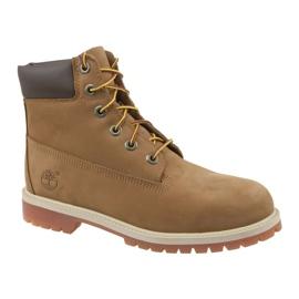 Chaussures Timberland Premium 6 Inch W 14949 brun