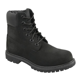 Chaussures Timberland 6 Premium In Boot Jr 8658A noir