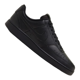 Chaussures Nike Court Vision Low M CD5463-002 noir
