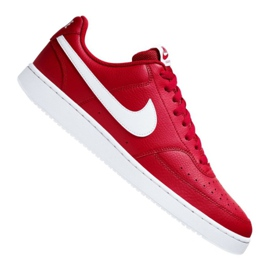Chaussures Nike Court Vision Low M CD5463-600 rouge