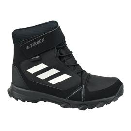 Chaussures Adidas Terrex Snow Cf Cp Cw Jr S80885 noir