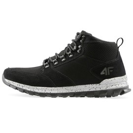 Chaussures d'hiver 4F M D4Z19-OBMH200 20S noir
