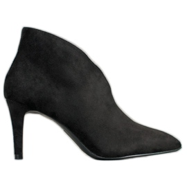 Filippo Bottines sexy noir