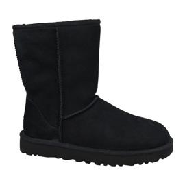Ugg Classic Short II Chaussures L 1016223-BLK noir
