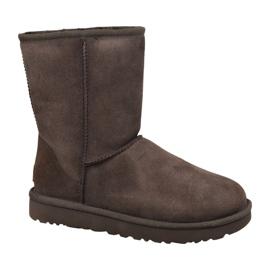 Ugg Classic Short II Chaussures L 1016223-CHO brun