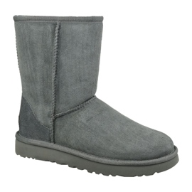 Ugg Classic Short II Chaussures L 1016223-GREY gris
