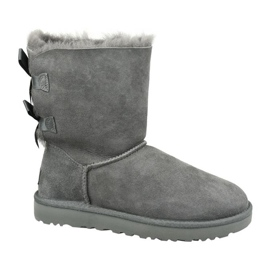 Chaussures Ugg Bailey Bow Ii W 1016225-GREY gris