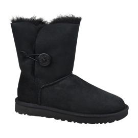 Chaussures Ugg Bailey Button Ii W 1016226-BLK noir