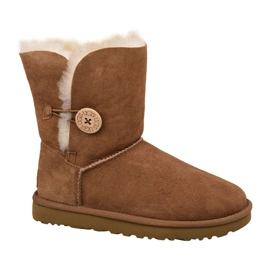 Chaussures Ugg Bailey Button Ii W 1016226-CHE brun