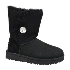 Ugg Bailey Button Bling W 1016553-BLK noir