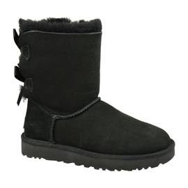 Chaussures Ugg Bailey Bow Ii W 1016225-BLK noir