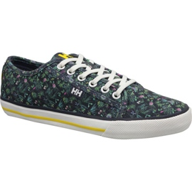 Helly Hansen Fjord Chaussures en toile V2 W chaussures 11466-580 marine