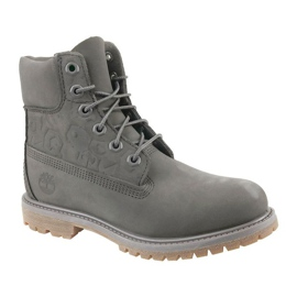 Chaussures Timberland 6 In Premium Boot W A1K3P gris