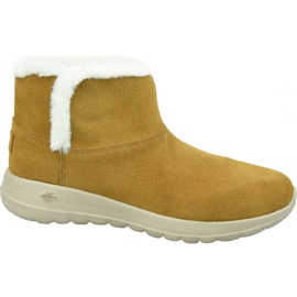 Skechers On The Go Joy Bundle Up W 15501-CSNT brun