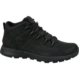 Chaussures Timberland Euro Sprint Trekker M A1YN5 noir
