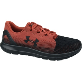 Under Armour Remix 2.0 M 3022466-601 chaussures noir