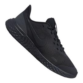 Nike Revolution 5 Gs Jr BQ5671-001 chaussures noir