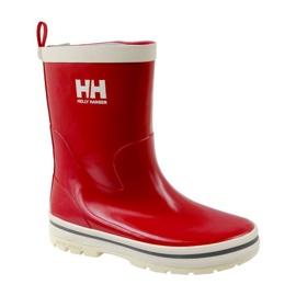 Helly Hansen Midsund Jr 10862-162 chaussures rouge