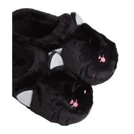 MA16 Black pantoufles pour femmes Black noir