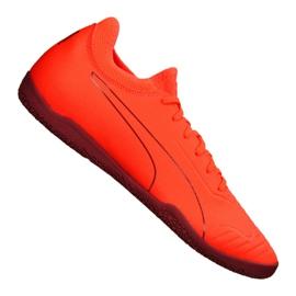 Chaussures d'intérieur Puma 365 Sala 2 M 105758-02 orange orange