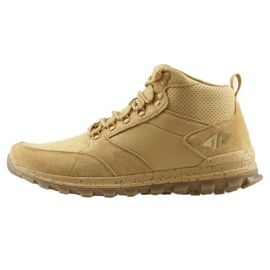 Chaussures d'hiver 4F M D4Z19-OBMH200 83S brun